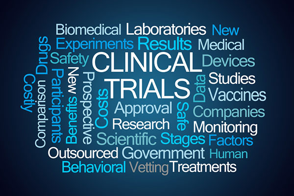 NANF Clinical Trials